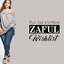 Zaful Wishlist | Plus Size and more