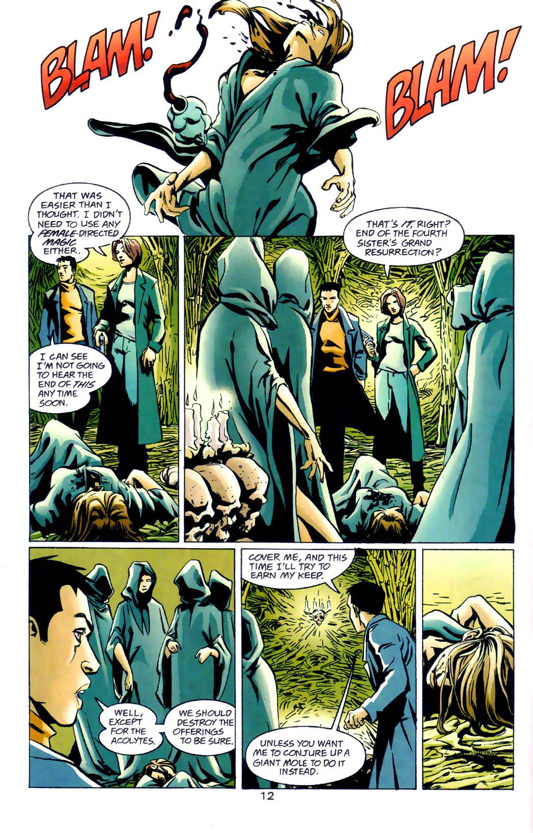 Read online Midnight, Mass comic -  Issue #5 - 13