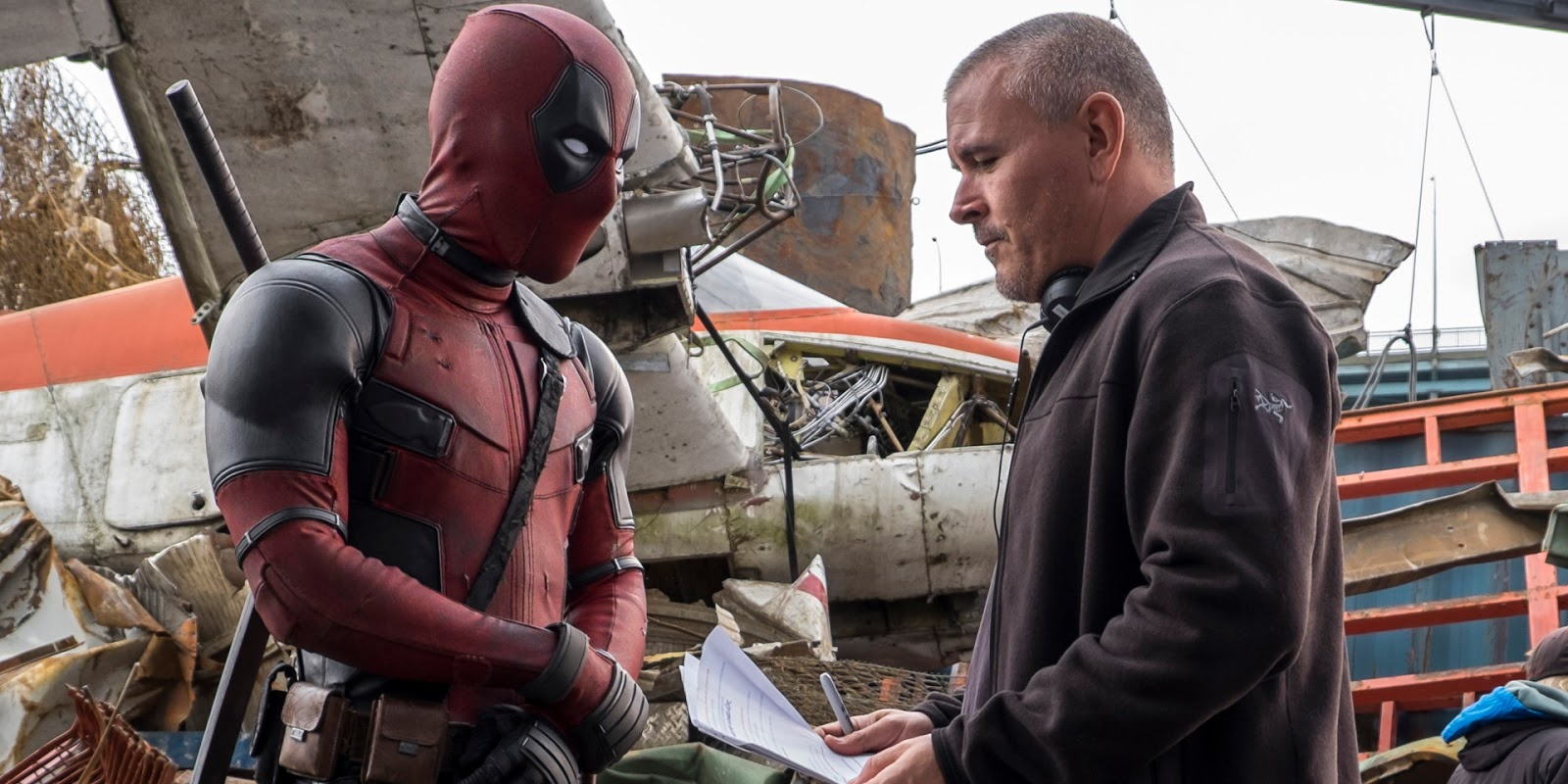 Tim Miller directs Deadpool