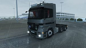 Mercedes MP2 v6.0 standalone truck