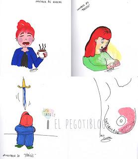 Ilustraciones El Pegotiblog 3