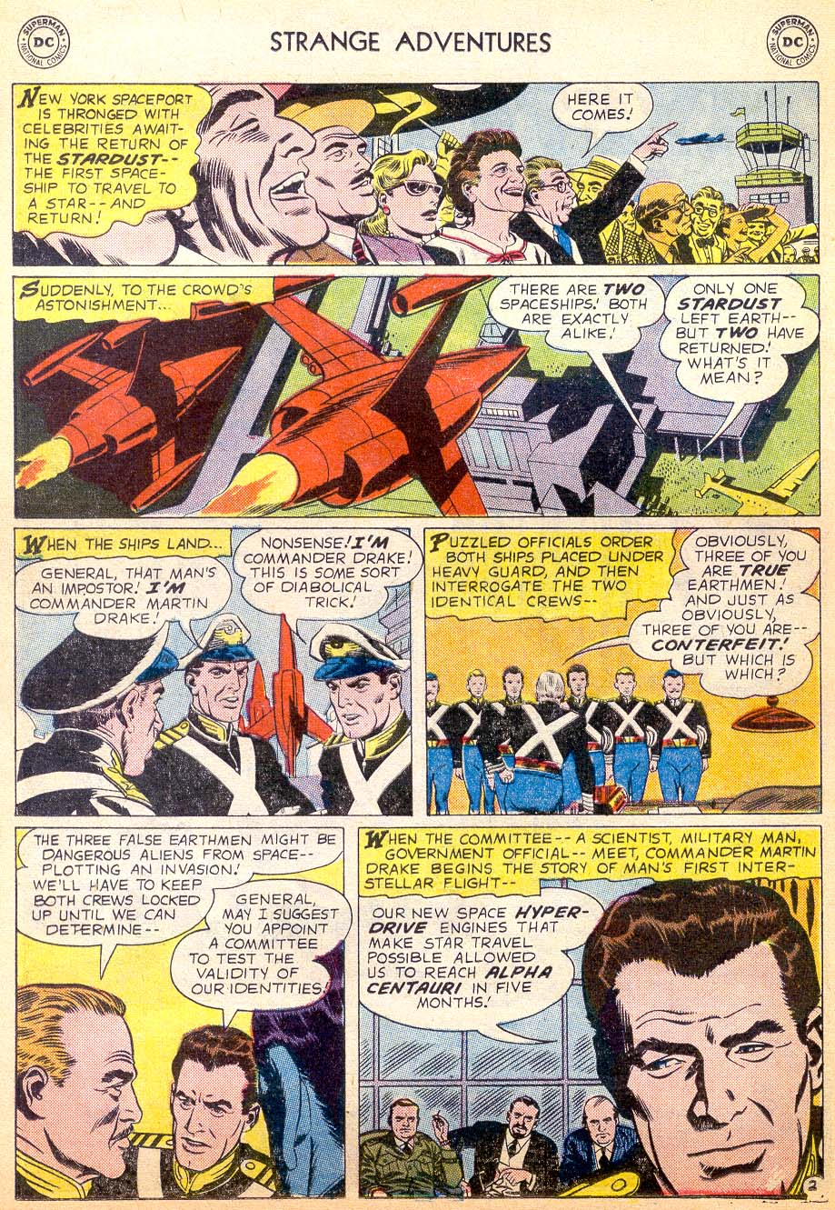 Strange Adventures (1950) issue 101 - Page 26