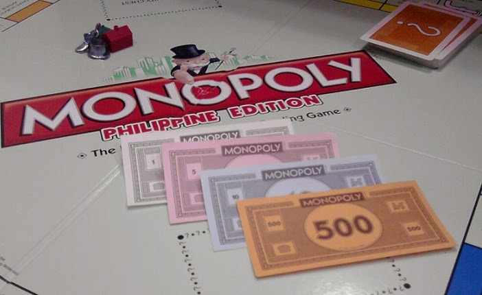 Table Games In Business And Technology College: Monopoly (2 of 5)