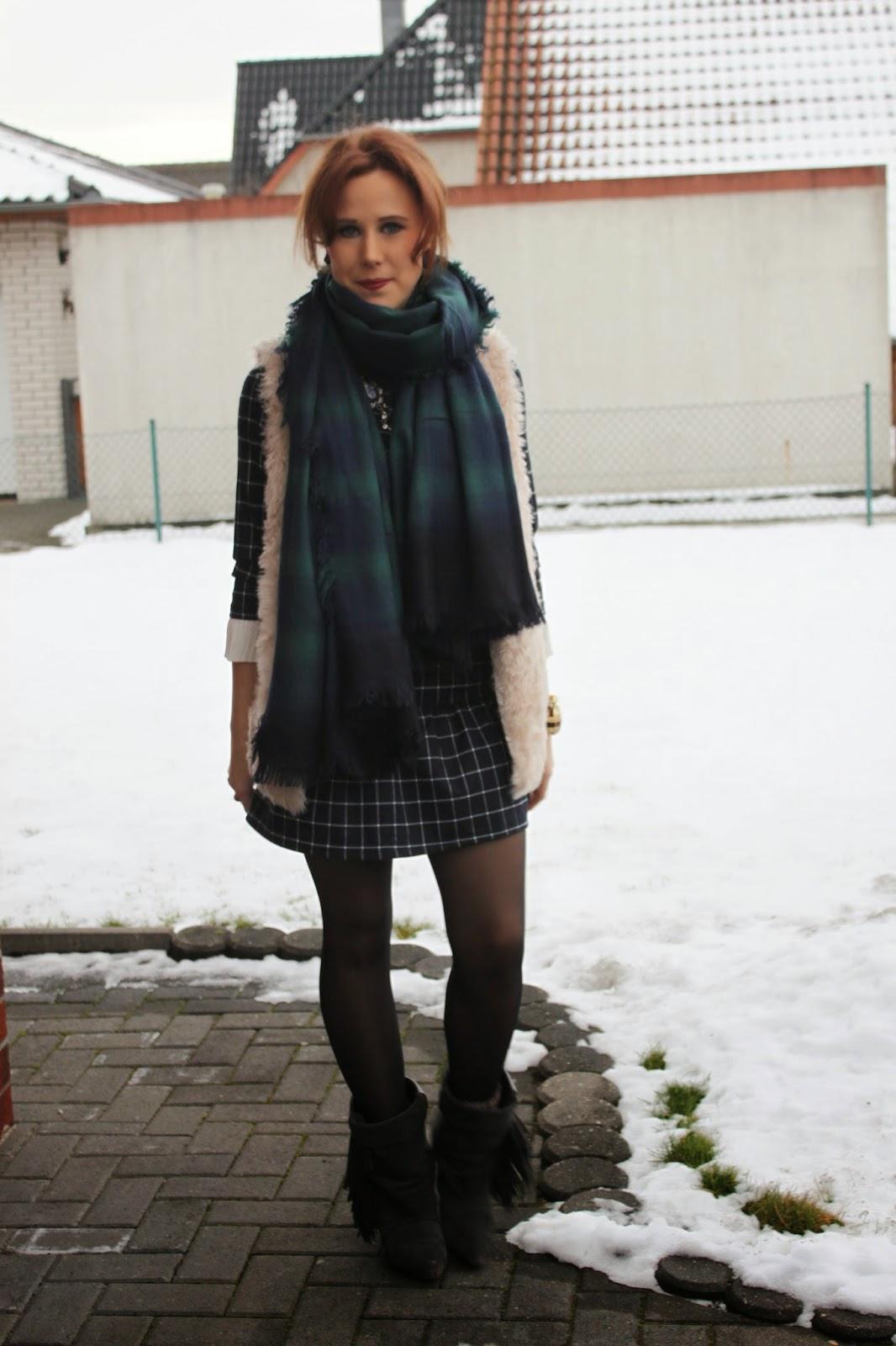 Fashion Art Tricota: Kleiderkreisel Kleid von meiner ...
