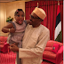 Presidency releases Buhari's pictures with Children, to mark 2017 Children's Day