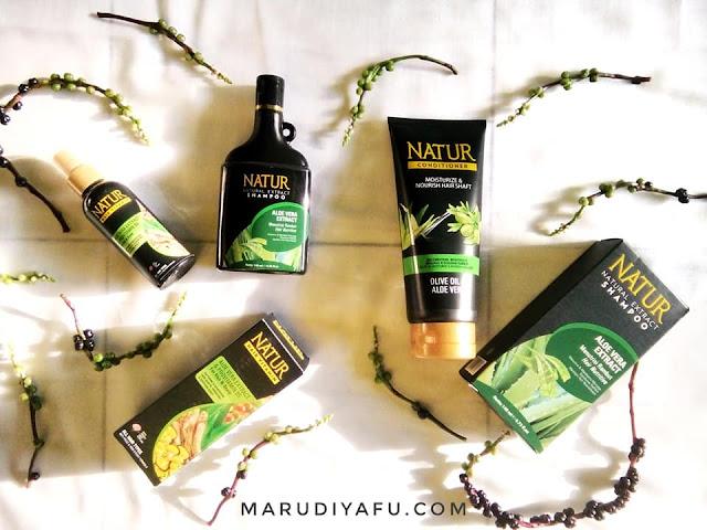Natur, Natur Hair Care, Alami lebih baik, kuat dari akar, bbe, bekasi beauty enthusiast