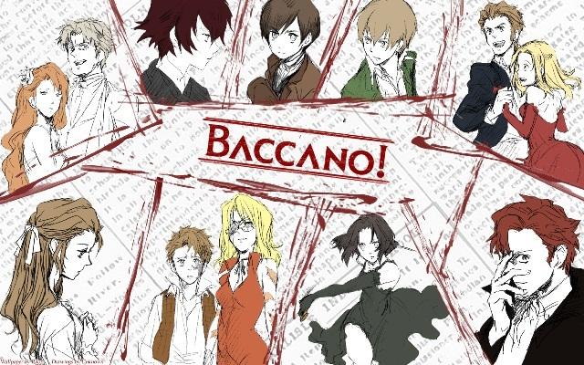 Baccano BD Subtitle Indonesia