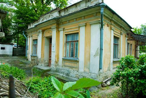 Дом Тренева в Симферополе