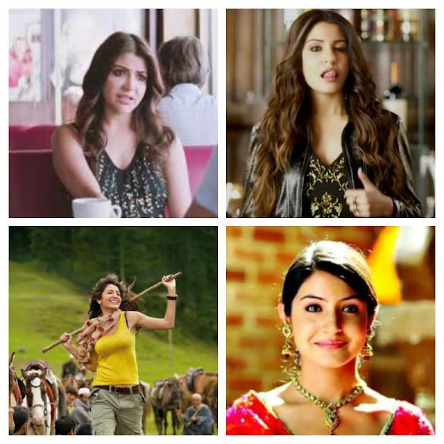 Anushka Sharma Movies, Age Height, Weight, Figure
