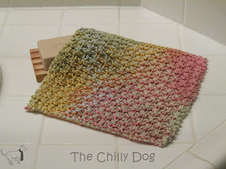 Knitting Pattern: Textured Washcloth
