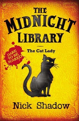 The Midnight Library : The Cat Lady (IV) by Nick Shadow