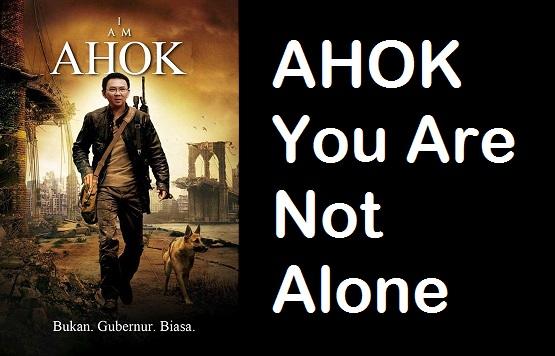 Ahok You Are Not Alone - Surat Terbuka Dari Anak Medan Untuk AHOK
