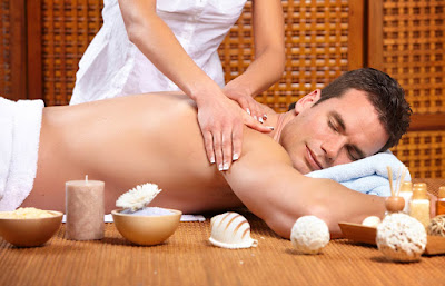 những kiểu massage tại Minh châu Spa