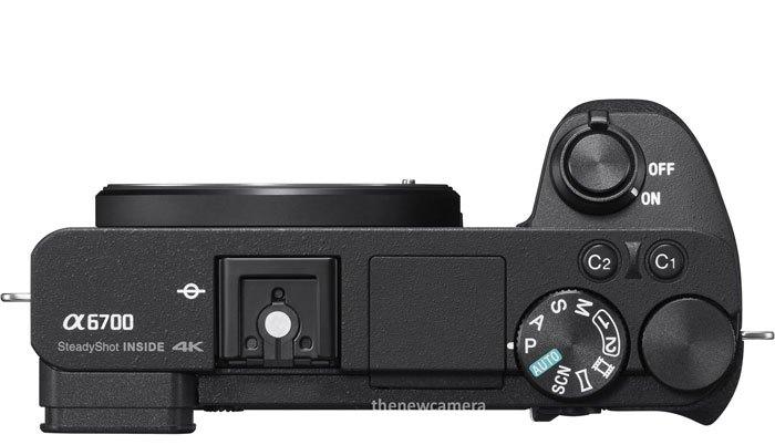 Возможный внешний вид Sony A6700