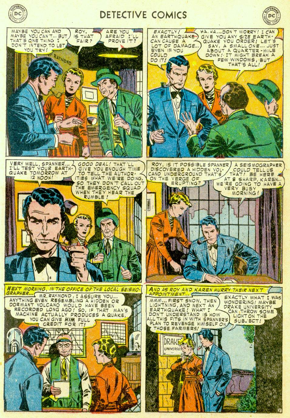 Read online Detective Comics (1937) comic -  Issue #184 - 21