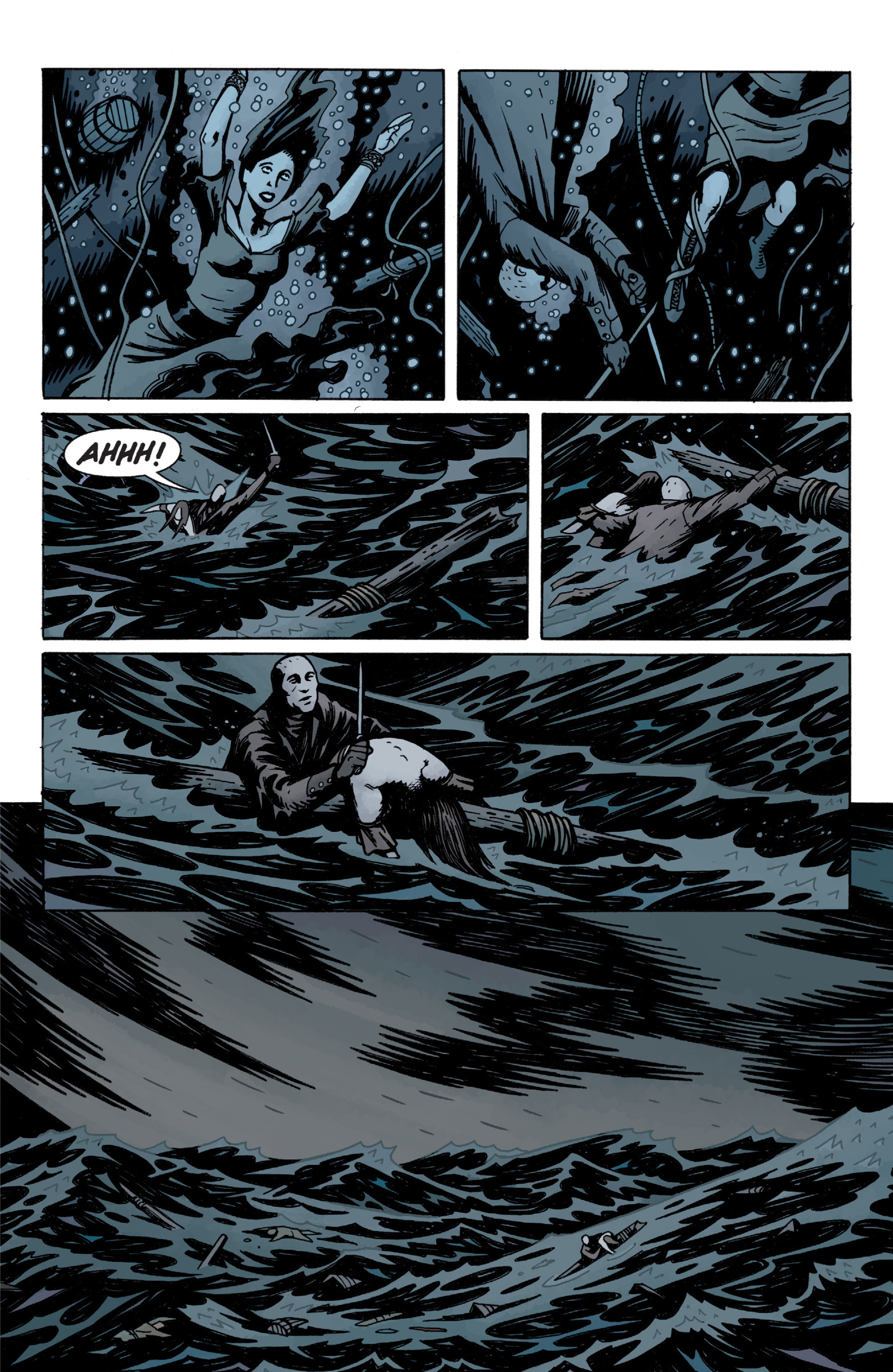 Read online Baltimore: The Plague Ships comic -  Issue # TPB - 67