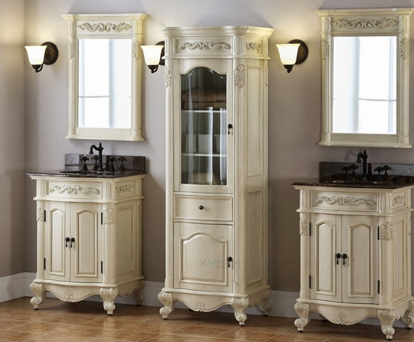 Discount Bathroom Vanities: Affordable Antique Bath Vanities