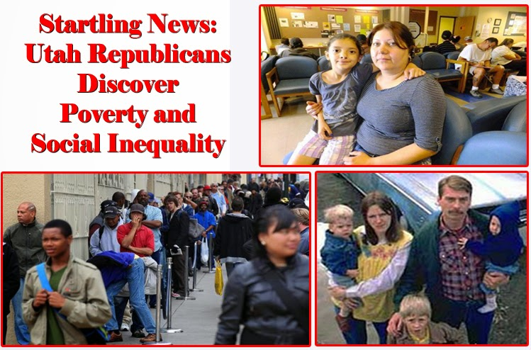Republican discover poor