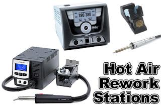 Hot Air Rework Stations