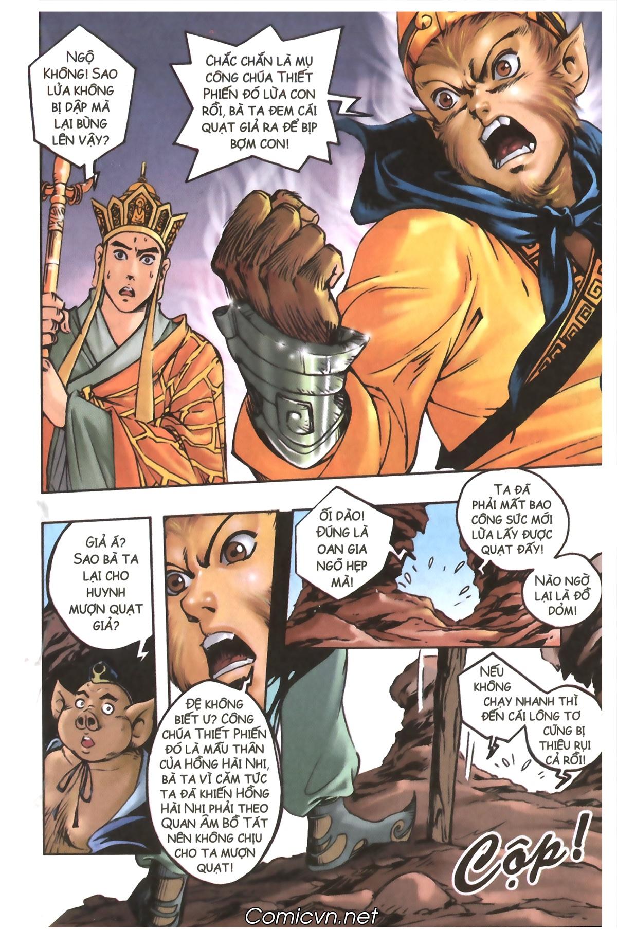 Tây Du Ký màu - Chapter 106 - Pic 26
