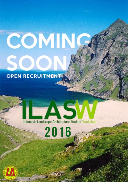 [COMING SOON] OR Panitia ILASW 2016