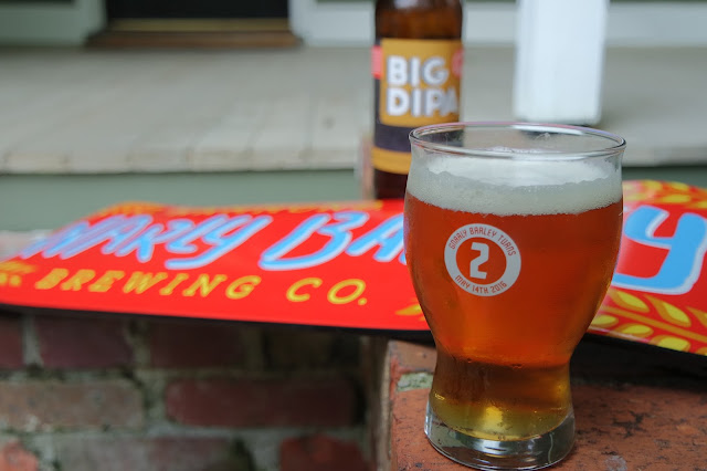 Gnarly Barley's Big DIPA is perfect for front porch sipping on a hot Louisiana day.