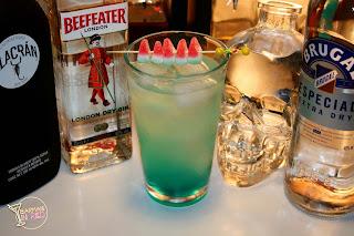 coctel limonada electrica