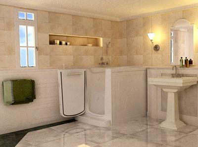 Trend Homes Luxury Walk In Bathtubs For Everyone