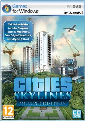 Cities Skylines Deluxe Edition PC [Full] Español [MEGA]