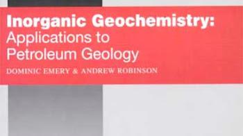 Inorganic geochemistry applications to petroleum geology