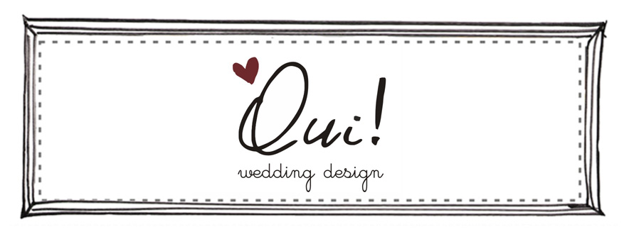 oui wedding design