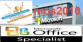 دورة تعليم الموس Formation MOS Microsoft Office Specialist