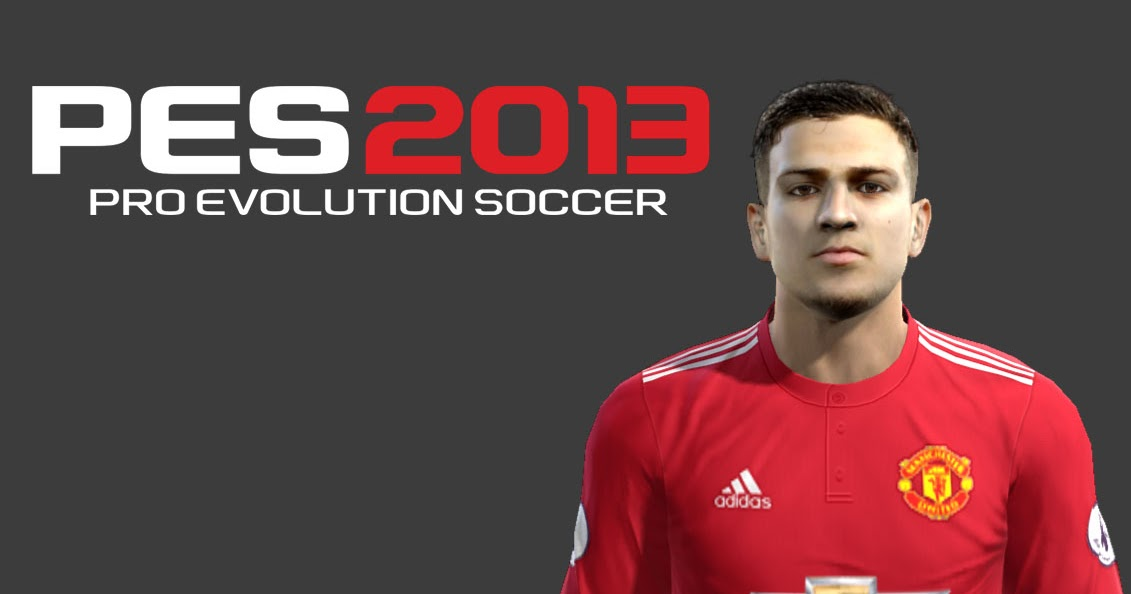 Ultigamerz: PES 2013 Diogo Dalot (Manchester Utd) Face 2018-19