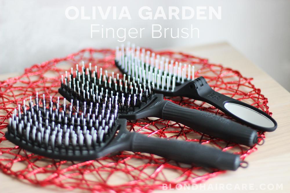 Olivia Garden Finger Brush Duza Srednia Mala Czy Skladana Pielegnacja Wlosow Blog