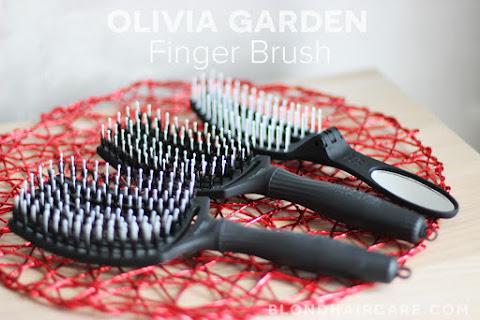 Olivia Garden Finger Brush | Duża, średnia, mała czy składana? - czytaj dalej »