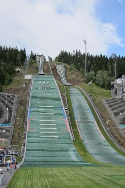 Lillehammer skischand