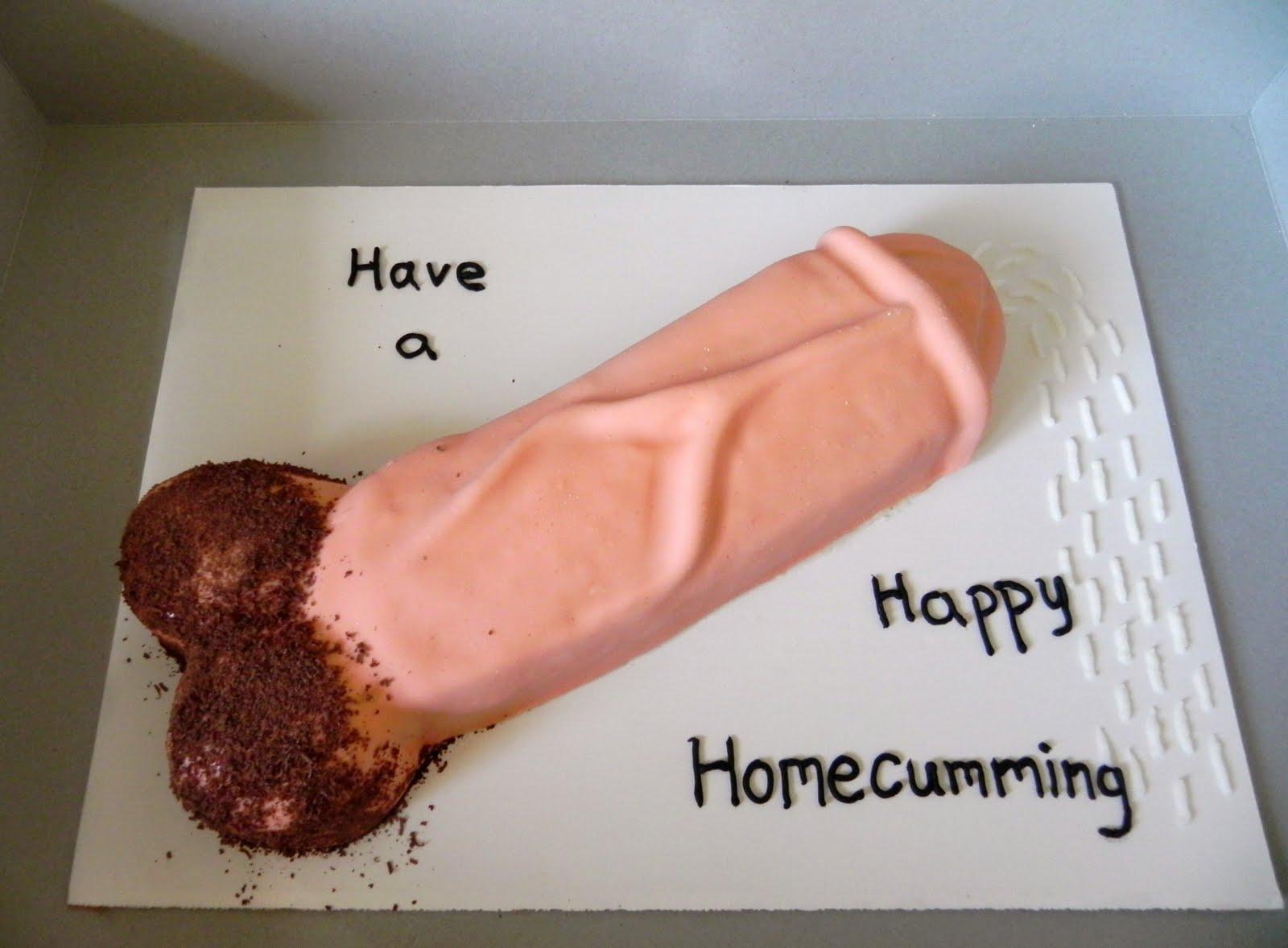 Penis Cake Instructions 14