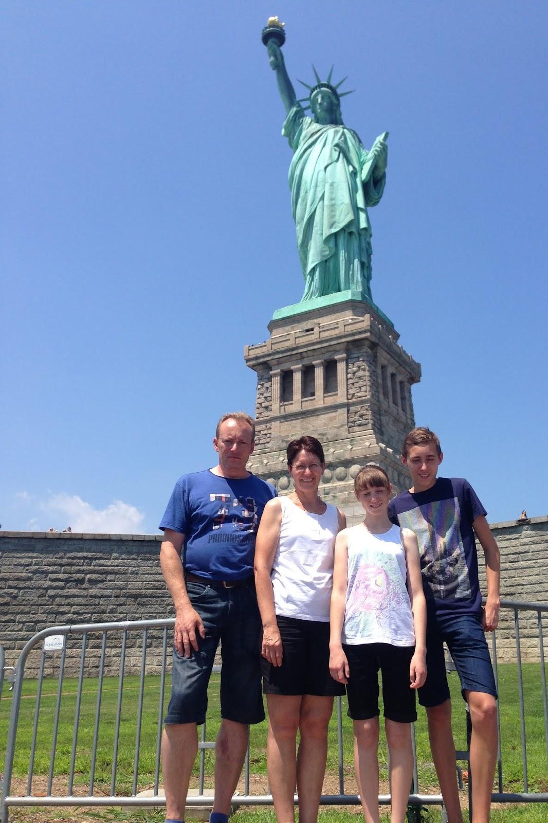 Vores Rejser 19 Juli Frihedsgudinden
