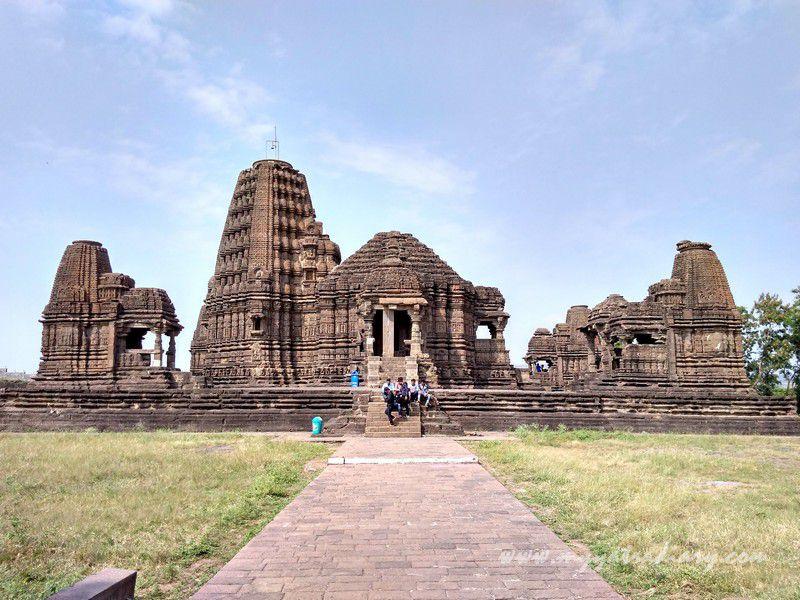 Shaiva Panchayatan Gondeshwar Temple in Sinnar near Nashik, Maharashtra