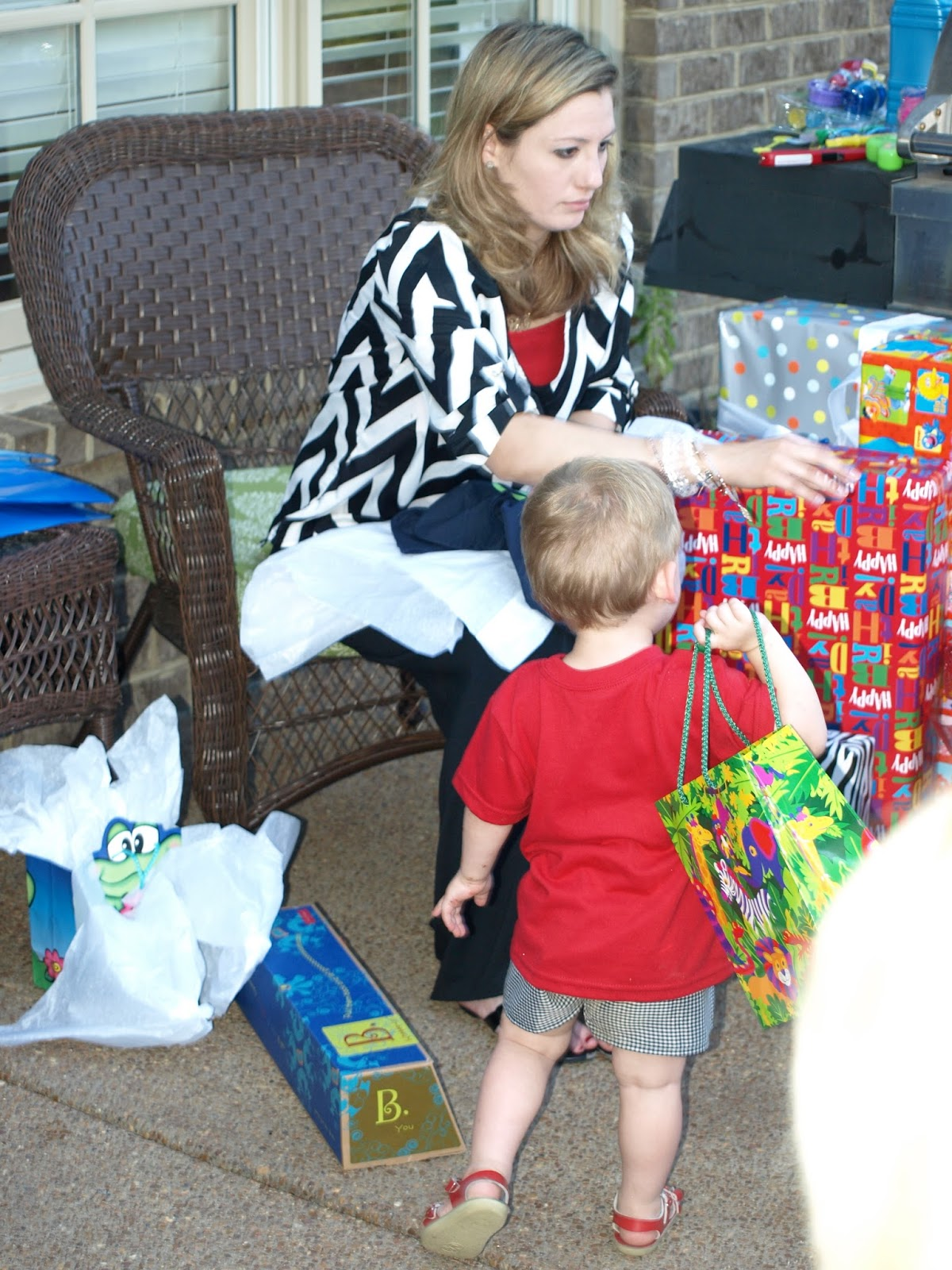 Beloved Baby Names 2015 Top Ten Baby Names: The Craig Family Logbook: Jacob's 2nd Birthday Party
