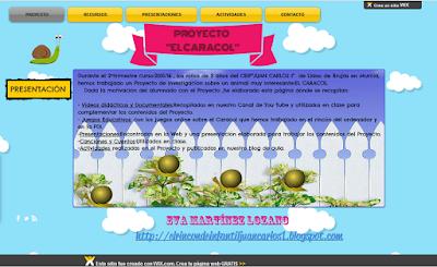 http://antoniaevamartinez.wix.com/proyectoelcaracol