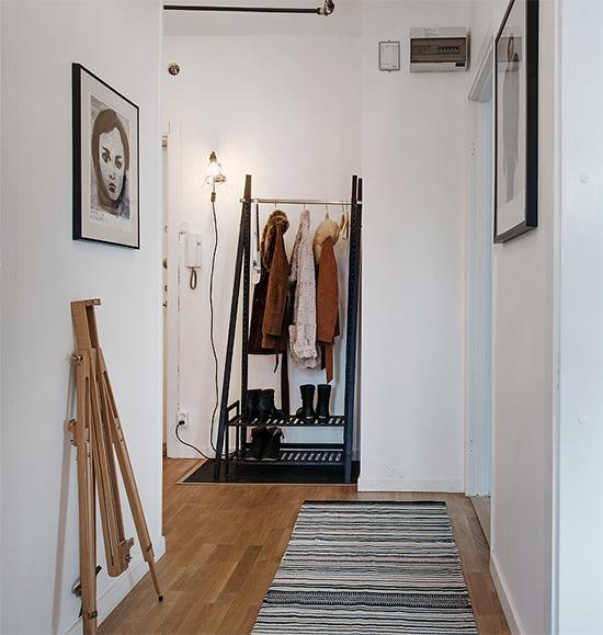 cozinha americana, cozinha, sala, cozinha integrada, kitchen, decor, living, apartamento pequeno, decoracao, small apartment, hall de entrada