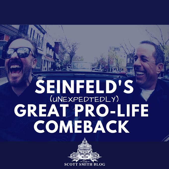 Jerry Seinfeld Gives Great Pro-Life Argument