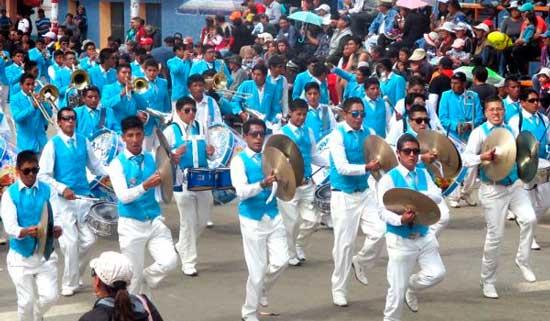 Último convite del Carnaval de Oruro será el 19 de febrero
