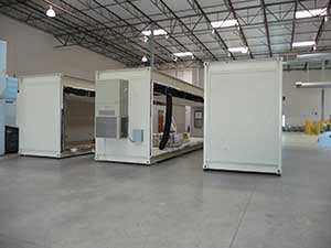 Modular building manufacturers build green, eco friendly structures
