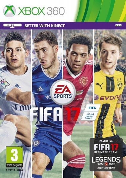 FIFA 17 Xbox 360 Download Full Version Games - Full Free ...