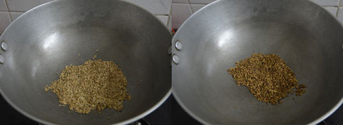 How to make Cumin Seeds Kulambu