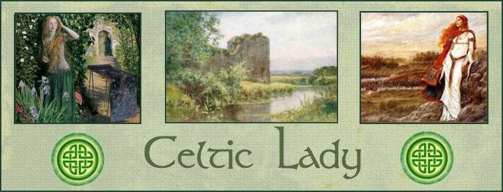 Celtic Lady