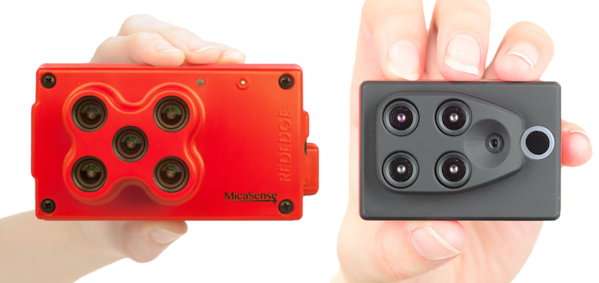 Parrot Sequoia Vs MicaSense RedEdge Cameras, Which is Better