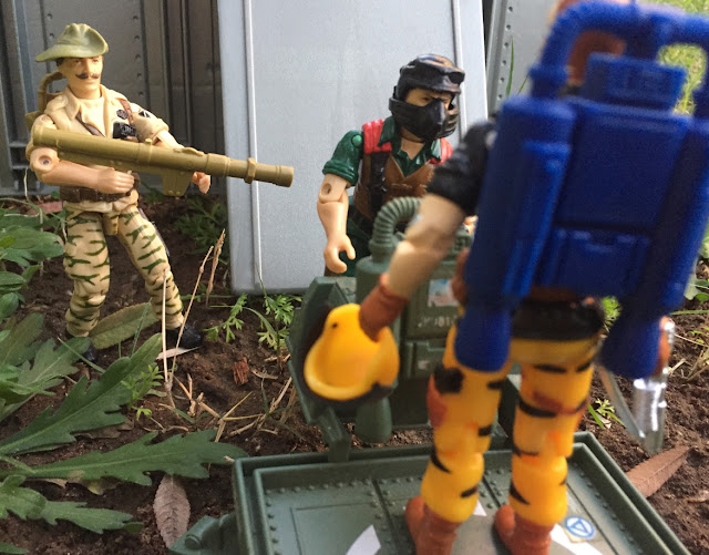 1984 Recondo, Spirit, 1983 VAMP, Tiger Force, Black Major, Starduster, Mutt, Mail Away, Bootleg, JUMP, Factory Custom
